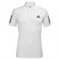 Tricouri Polo adidas 3-Stripes Club pentru Barbati