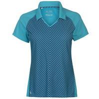 Tricouri polo adidas ClimaChill cu Maneca Scurta pentru Femei