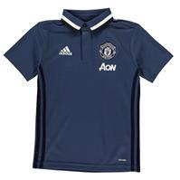 Tricouri Polo adidas Manchester United FC antrenament pentru copii