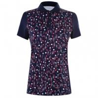 Tricouri Polo Callaway Floral Golf pentru Femei