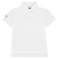 Tricouri Polo Callaway Solid pentru baietei alb