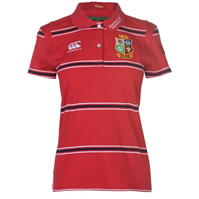 Tricouri Polo Canterbury British And Irish Lions Rugby pentru Femei