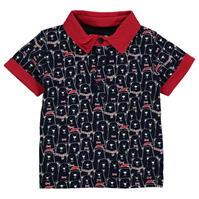 Tricouri Polo Crafted Craciun AOP pentru Bebelusi