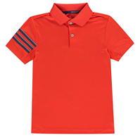 Tricouri polo cu dungi adidas trei Shirt pentru baietei