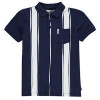 Tricouri polo cu dungi Ben Sherman Vertical Shirt pentru baietei