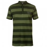 Tricouri polo cu dungi Everlast Shirt pentru Barbati