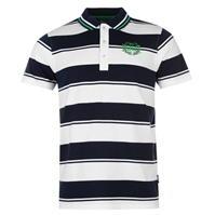 Tricouri polo cu dungi Everlast Yarn Dye Bold pentru Barbati