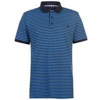 Tricouri polo cu dungi Kangol Pin Shirt pentru Barbati
