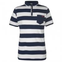 Tricouri polo cu dungi Lee Cooper pentru Barbati