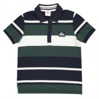 Tricouri polo cu dungi Lonsdale Shirt pentru baietei
