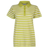 Tricouri polo cu dungi Miso Shirt pentru Femei