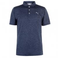 Tricouri polo cu dungi Puma Performance Shirt pentru Barbati