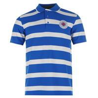 Tricouri polo cu dungi Rangers FC pentru Barbati