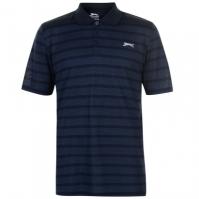 Tricouri polo cu dungi Slazenger Shirt pentru Barbati