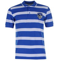 Tricouri polo cu dungi Team Athletic pentru Barbati