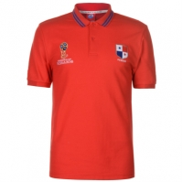 Tricouri polo FIFA World Cup Russia 2018 Panama pentru Barbati