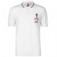 Tricouri polo FIFA Cupa Mondiala 2018 Rusia Saudi Arabia pentru Barbati