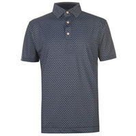 Tricouri Polo Footjoy Foulard Print pentru Barbati