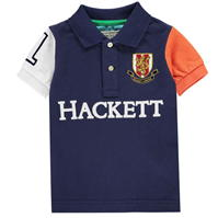 Tricouri Polo Hackett Hackett Multi-coloured Short-Sleeved pentru baieti