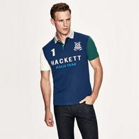 Tricouri Polo Hackett Multi pentru Barbati