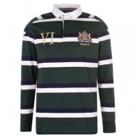 Tricouri Polo Howick cu Maneca Lunga Rugby