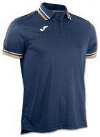 Tricouri polo Joma Campus bleumarin cu maneca scurta