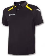Mergi la Tricouri polo Joma Champion II negru
