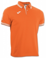 Tricouri polo Joma Combi Orange cu maneca scurta