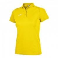 Mergi la Tricouri Polo Joma Hobby galben cu maneca scurta pentru Femei