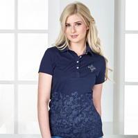 Tricouri polo Just Togs Carnaby pentru Femei