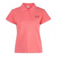 Tricouri Polo Lee Cooper Regular pentru Femei