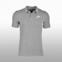 Mergi la Tricou gri polo bumbac Nike M Nsw Polo Pq Matchup 909746-063 Barbati