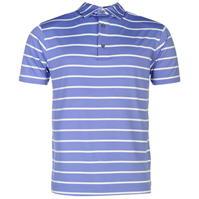 Tricouri polo pentru golf Footjoy Lisle cu dungi pentru Barbati