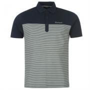 Tricouri Polo Pierre Cardin cu dungi pentru Barbati