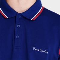 Tricouri polo Pierre Cardin Cut and Sew Sleeve pentru Barbati bleumarin