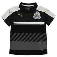 Tricouri Polo Puma Newcastle United pentru copii