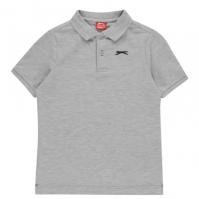 Tricouri polo simple Slazenger pentru baietei