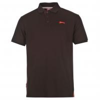 Tricouri Polo Slazenger Plain pentru Barbati