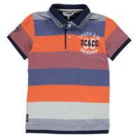 Tricouri Polo SoulCal Double Collar pentru baietei