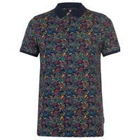 Tricouri Polo Soviet Paisley Print pentru Barbati