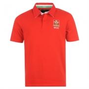 Tricouri Polo Team Rugby cu Maneca Scurta clasic pentru Barbati
