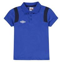 Tricouri Polo Umbro Logo pentru copii