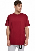 Mergi la Tricouri simple Organic rosu burgundy Urban Classics