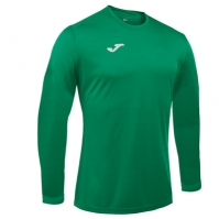Tricouri sport Joma Campus cu maneca lunga Medium verde