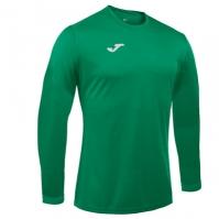 Tricouri sport Joma Campus cu maneca lunga Medium verde