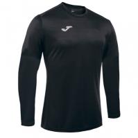 Tricouri sport Joma Campus cu maneca lunga negru