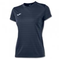 Tricouri sport Joma Campus II Dark bleumarin cu maneca scurta pentru Femei