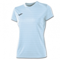 Tricouri sport Joma T- Sky albastru cu maneca scurta