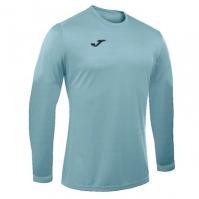 Tricouri sport Joma Campus Sky albastru cu maneca lunga