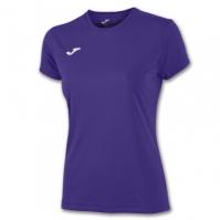 Tricouri sport Joma T- Combi Purple cu maneca scurta